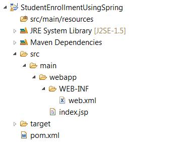 Building Java Web Application Using Hibernate With Spring